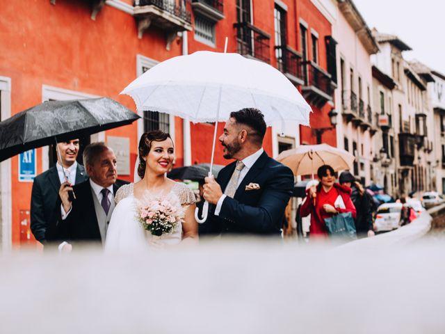 La boda de Rubén y Eugenia en Granada, Granada 5
