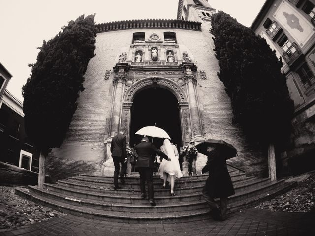 La boda de Rubén y Eugenia en Granada, Granada 6