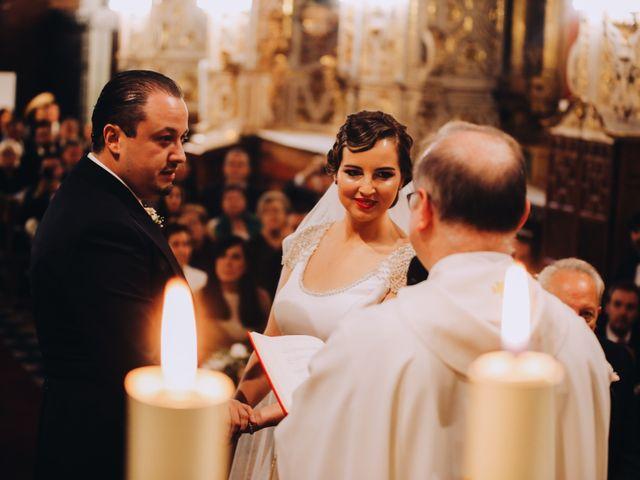 La boda de Rubén y Eugenia en Granada, Granada 7
