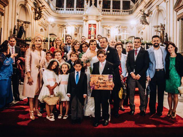 La boda de Rubén y Eugenia en Granada, Granada 9