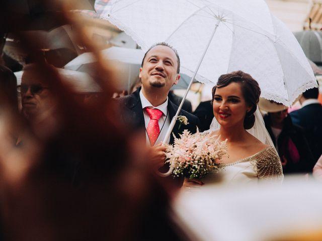 La boda de Rubén y Eugenia en Granada, Granada 11