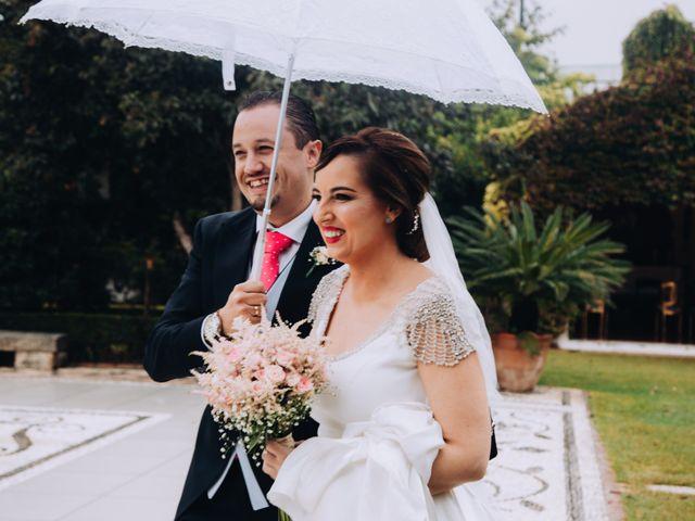 La boda de Eugenia y Rubén