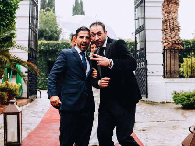 La boda de Rubén y Eugenia en Granada, Granada 13