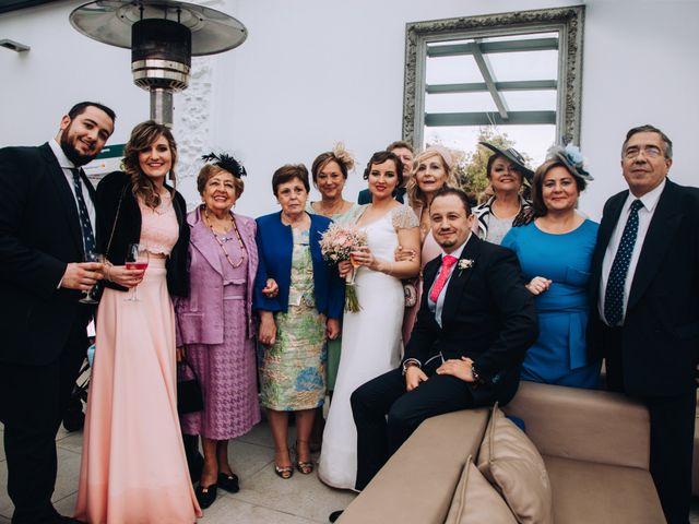 La boda de Rubén y Eugenia en Granada, Granada 14