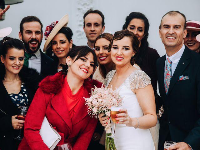 La boda de Rubén y Eugenia en Granada, Granada 17