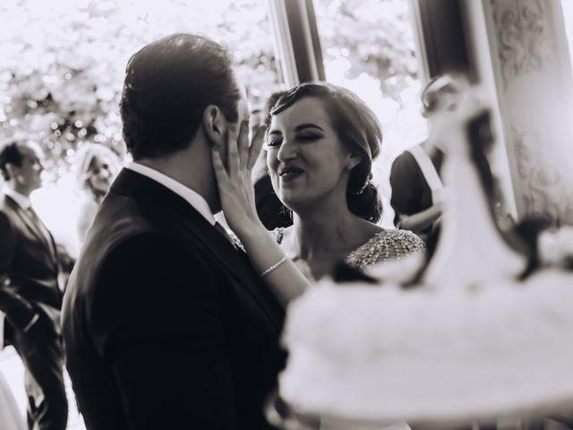 La boda de Rubén y Eugenia en Granada, Granada 22
