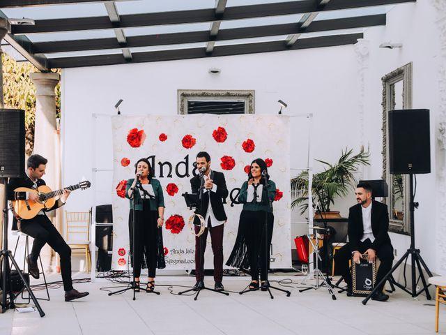 La boda de Rubén y Eugenia en Granada, Granada 23