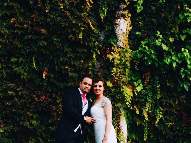 La boda de Rubén y Eugenia en Granada, Granada 25