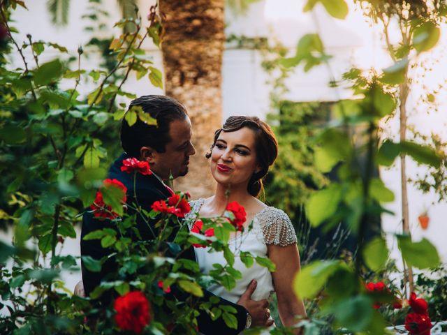 La boda de Rubén y Eugenia en Granada, Granada 27