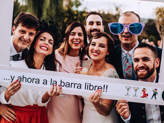 La boda de Rubén y Eugenia en Granada, Granada 29