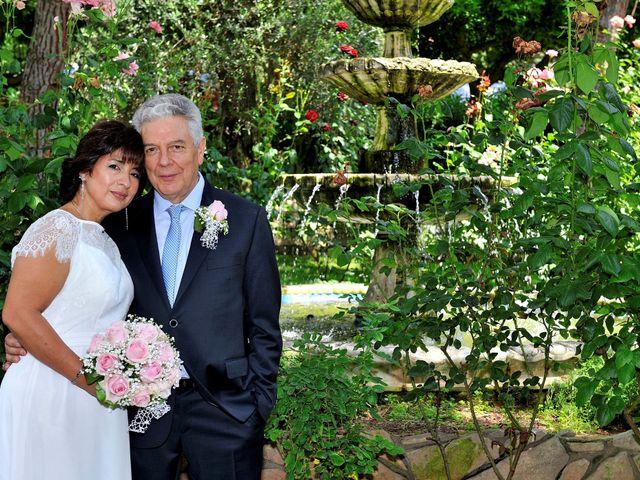La boda de Jenny y Josep
