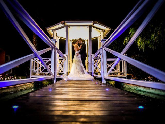 La boda de Carlos y Jessica en Montbrio Del Camp, Tarragona 1
