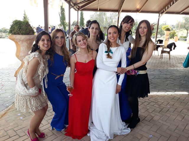 La boda de Pablo y Paula en San Agustin De Guadalix, Madrid 3