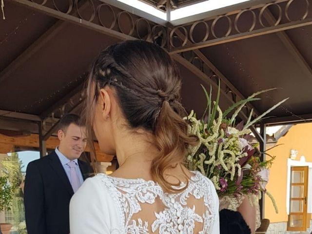 La boda de Pablo y Paula en San Agustin De Guadalix, Madrid 4