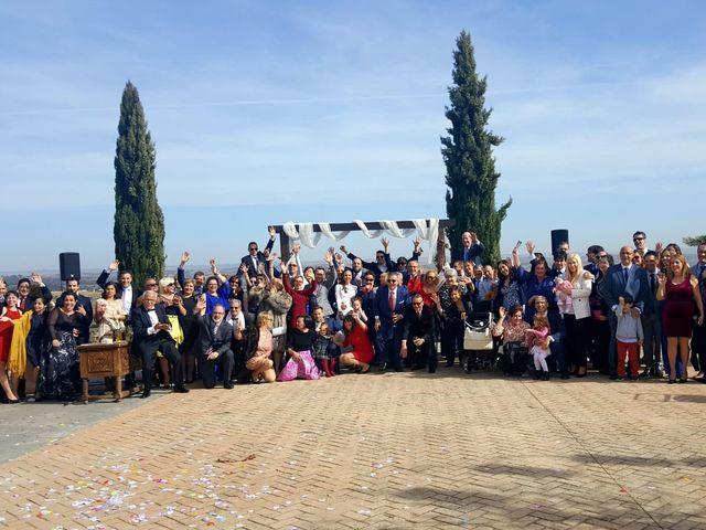 La boda de Pablo y Paula en San Agustin De Guadalix, Madrid 2