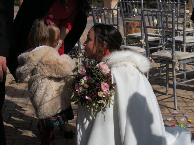 La boda de Pablo y Paula en San Agustin De Guadalix, Madrid 6