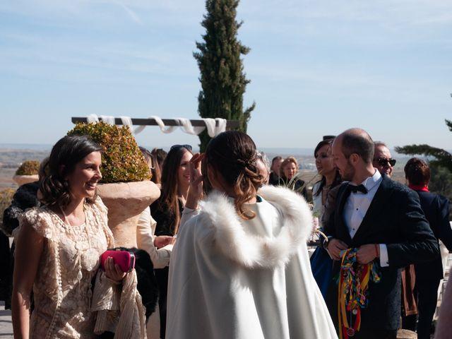 La boda de Pablo y Paula en San Agustin De Guadalix, Madrid 7