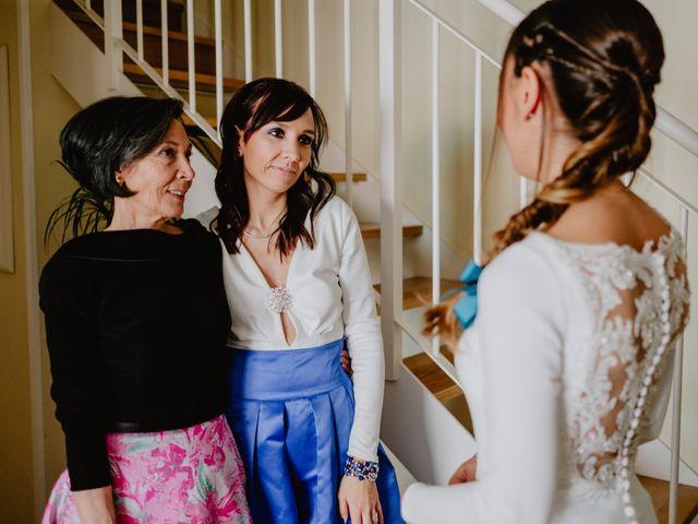 La boda de Pablo y Paula en San Agustin De Guadalix, Madrid 10