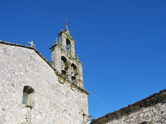 La boda de Marcos y Juliana en Forcarei, Pontevedra 9