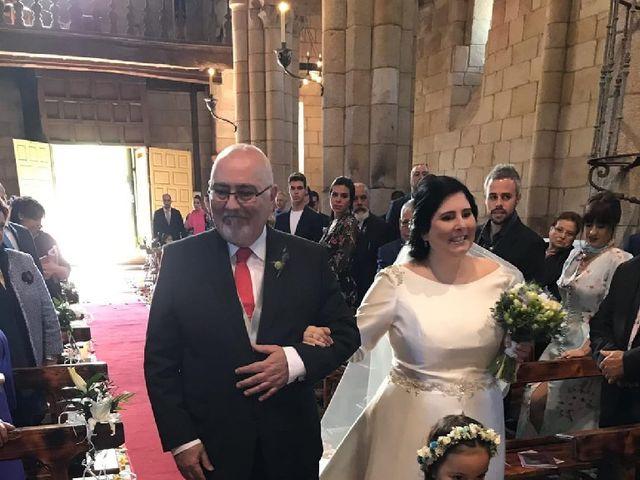 La boda de Marcos y Juliana en Forcarei, Pontevedra 1