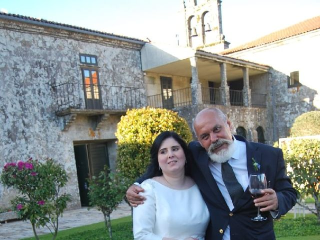 La boda de Marcos y Juliana en Forcarei, Pontevedra 15