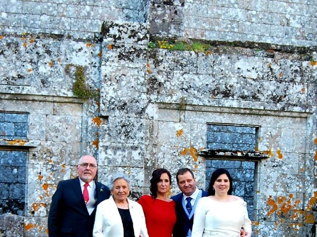 La boda de Marcos y Juliana en Forcarei, Pontevedra 18