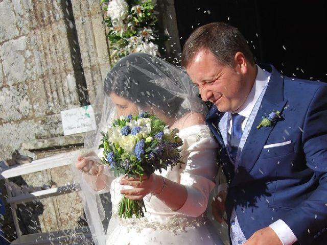 La boda de Marcos y Juliana en Forcarei, Pontevedra 23