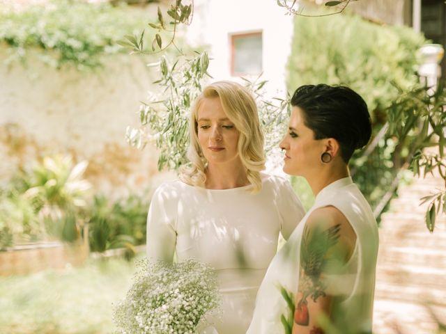 La boda de Alina y Grace en Macastre, Valencia 13