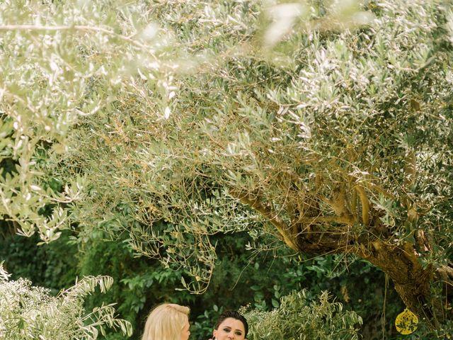 La boda de Alina y Grace en Macastre, Valencia 16