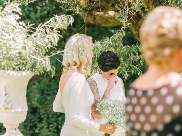 La boda de Alina y Grace en Macastre, Valencia 25
