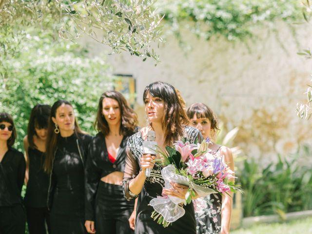 La boda de Alina y Grace en Macastre, Valencia 26