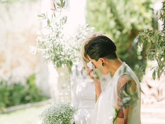La boda de Alina y Grace en Macastre, Valencia 28