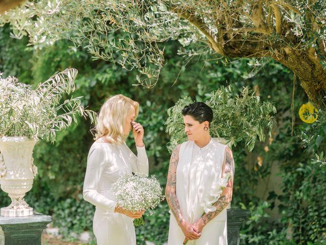 La boda de Alina y Grace en Macastre, Valencia 31