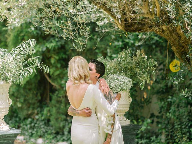 La boda de Alina y Grace en Macastre, Valencia 32