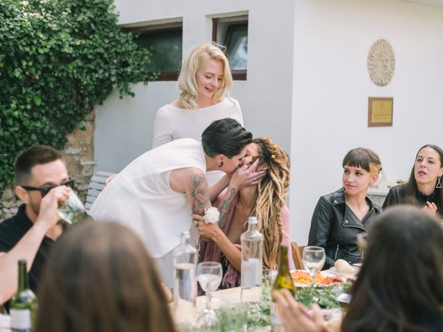 La boda de Alina y Grace en Macastre, Valencia 51