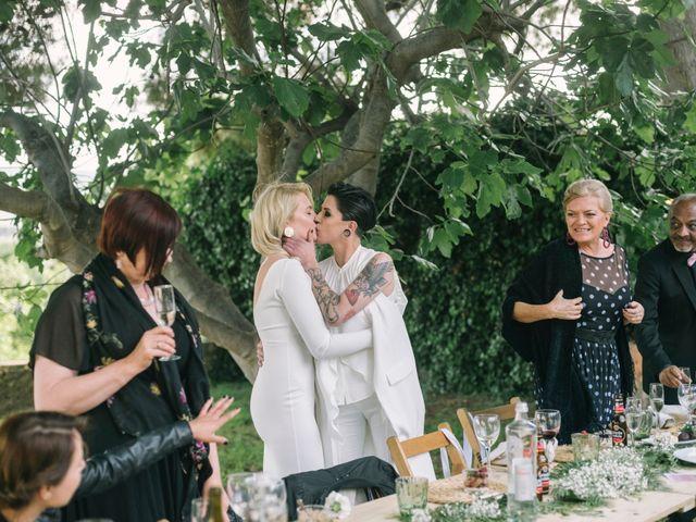 La boda de Alina y Grace en Macastre, Valencia 53