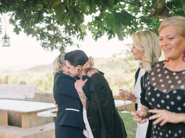 La boda de Alina y Grace en Macastre, Valencia 55
