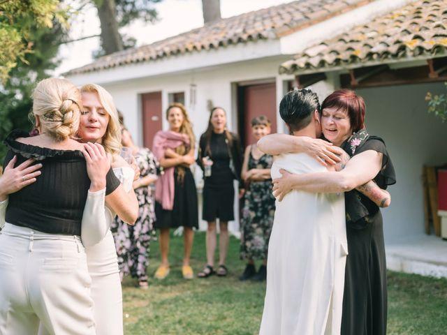 La boda de Alina y Grace en Macastre, Valencia 63