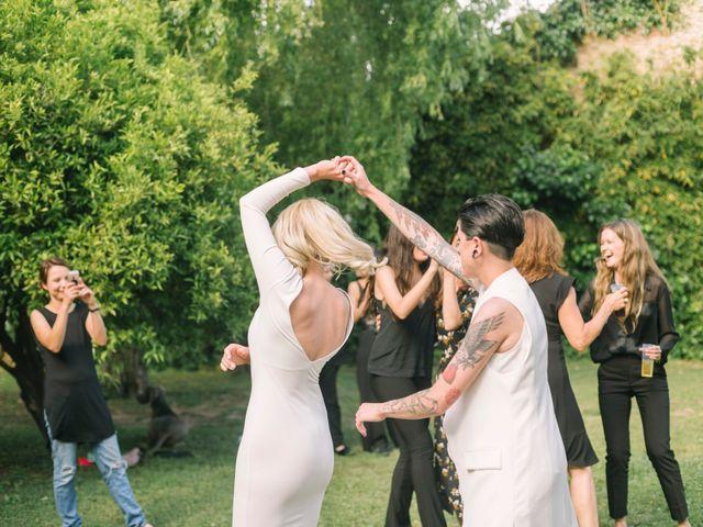 La boda de Alina y Grace en Macastre, Valencia 67