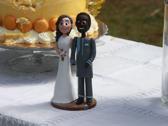 La boda de Moustapha y Lourdes en Telde, Las Palmas 1