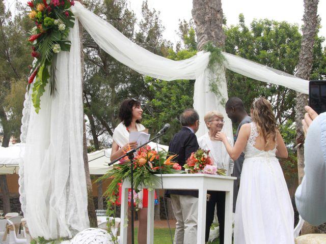 La boda de Moustapha y Lourdes en Telde, Las Palmas 4