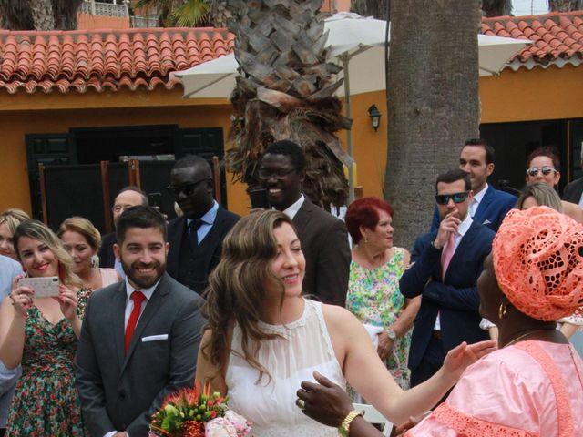 La boda de Moustapha y Lourdes en Telde, Las Palmas 5
