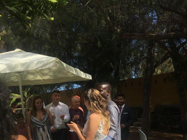 La boda de Moustapha y Lourdes en Telde, Las Palmas 7