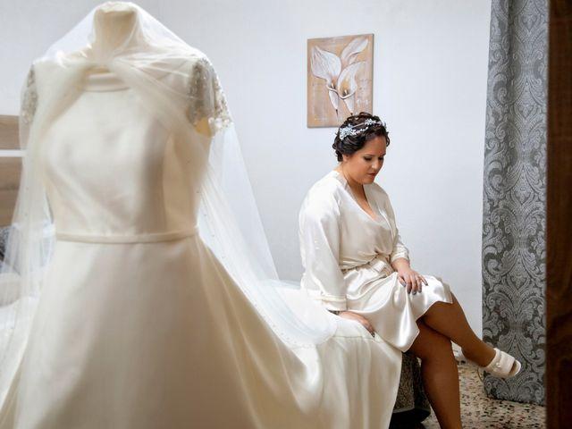 La boda de Jose y Rocío en Andujar, Jaén 1