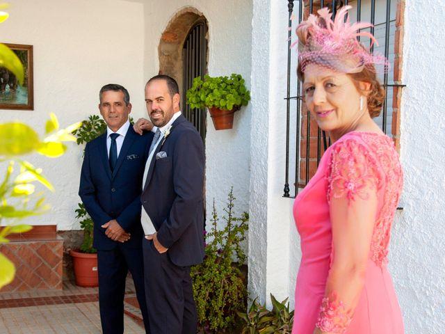 La boda de Jose y Rocío en Andujar, Jaén 16