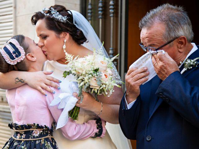 La boda de Jose y Rocío en Andujar, Jaén 19
