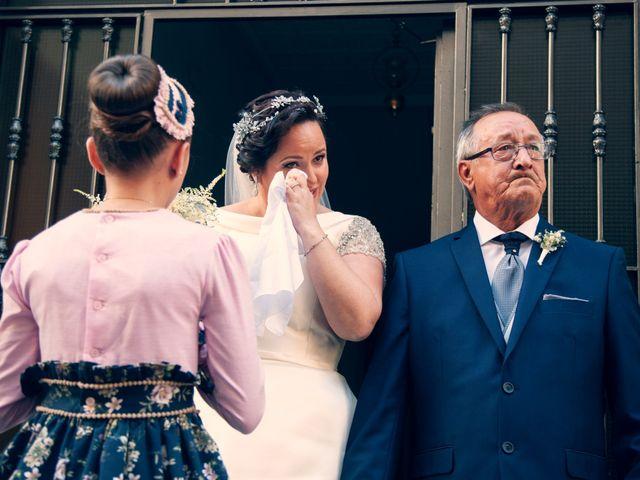 La boda de Jose y Rocío en Andujar, Jaén 2
