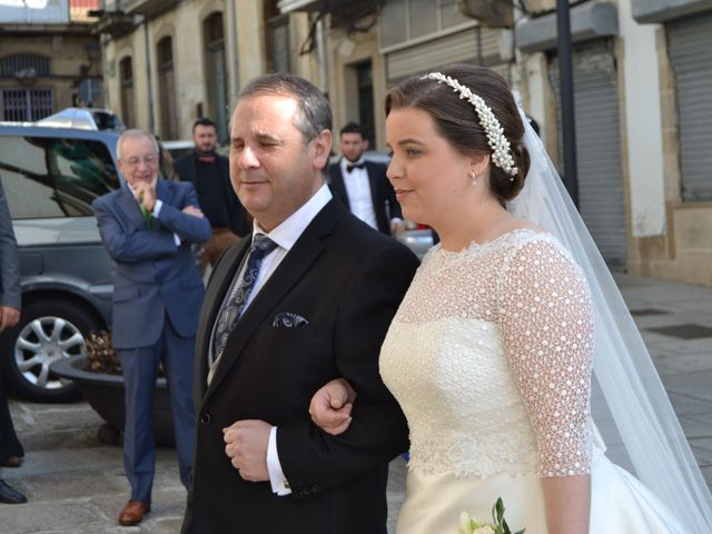 La boda de Rubén y María en Ferrol, A Coruña 1
