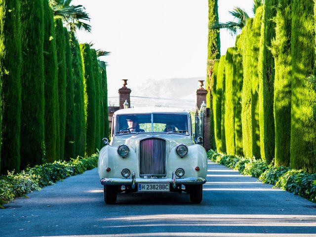 La boda de Jose y Sheila en Granada, Granada 49
