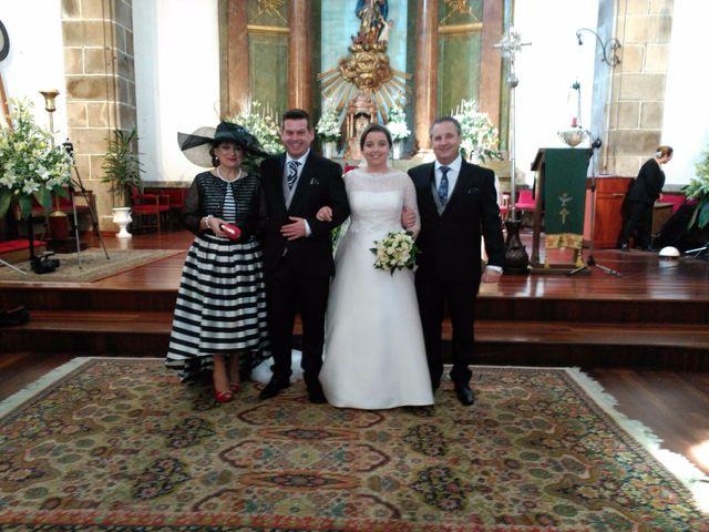 La boda de Rubén y María en Ferrol, A Coruña 9